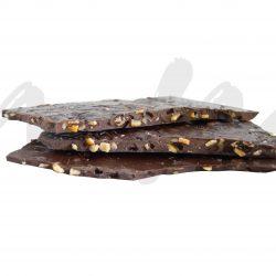 MAISON MAXIME CHOCOCASS NOIR ORANGE
